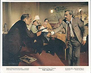 The Outfit Original Lobby Card Robert Duvall 1973