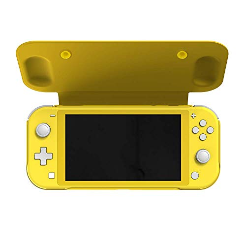 FR-TEC - Funda Plegable Switch Lite Flip Case, Color Amarillo