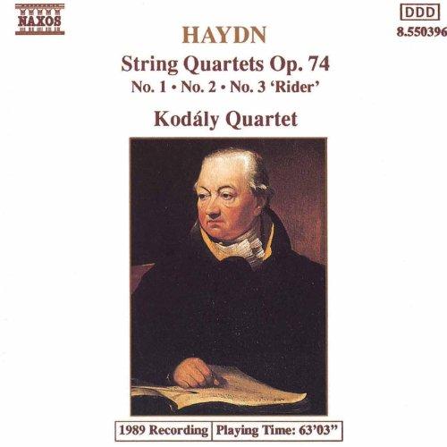 Haydn: String Quartets Op. 74, Nos. 1- 3