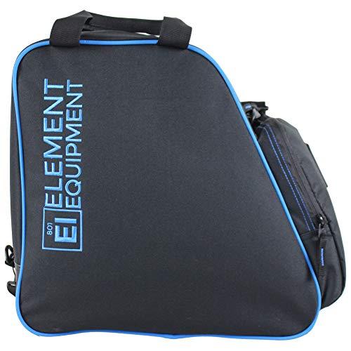 Element Equipment Boot Bag Snowboard Ski Boot Bag Pack Black/Blue