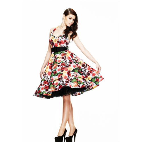 Hell Bunny -   Kleid Mexico 50'S
