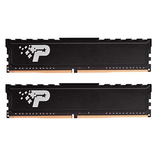Patriot Memory Serie Signature PremiunKit di Memoria RAM DDR4 3200 MHZ PC4-25600 32GB (2x16GB) C22