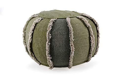 Moycor Zitzak Kairo, groen, katoen, 1,7 kg