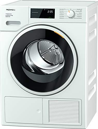 Miele TSF 663 WP ModernLife Wärmepumpentrockner / 8 kg/Zwei Lieblingsdüfte mit FragranceDos/Schontrommel/clever vernetzt mit Miele@home/Energieeffizienzklasse A+++