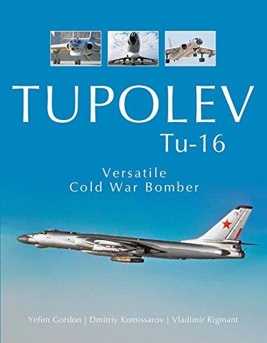 Tupolev Tu-16: Versatile Cold War Bomber