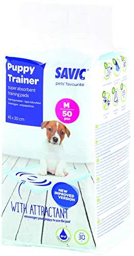 Nobby Puppy Trainer Starter Kit Pads, 50 Stück, mittel, für Tiere