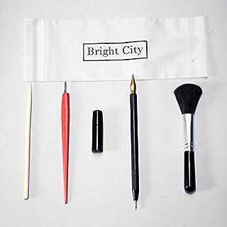 Matériel Inoffensif 5 PCS/Set Outil de peinture Scratch Scratch Pen Repair Le Pen Gratter Peinture Solution de peinture à ...