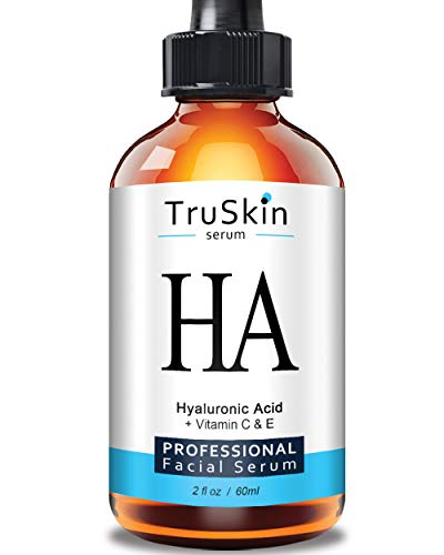 TruSkin Hyaluronic acid, Vitamin C & E Facial Serum