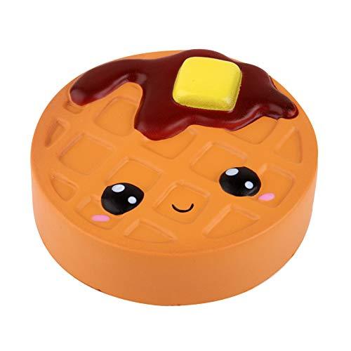Anboor Squeeze Toys Ciasto Waflowe Powolny wzrost Squishy Anti Stress Pachn?cy Kawaii Ulga w l?ku Du?a