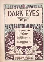 Dark Eyes (Russian Gypsy Folk-Song) Grooms No. 2671. Transcription for Piano