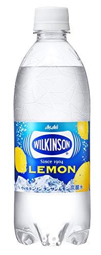 アサヒ飲料ウィルキンソンタンサンレモン炭酸水500ml×24本