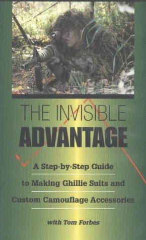 Invisible Advantage [VHS]