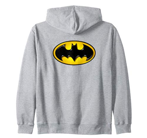 Batman Airbrush Bat Symbol Kapuzenjacke