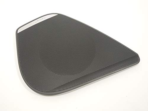 Audi A6 C7 Achter NS Links Bose Speaker Cover Grill Staal Grijs Nieuw