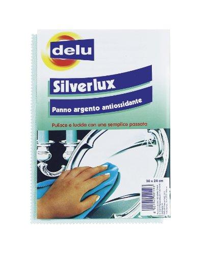 Delu Silverlux Panno per Argenteria Grocery