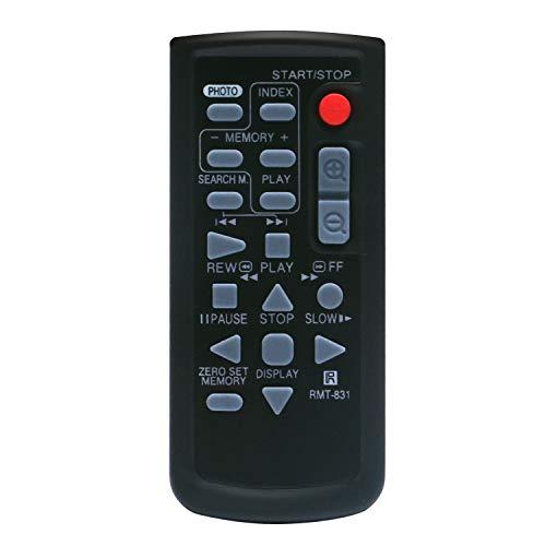 RMT-831 (147849541) Replacement Remote Control Operate Sony DCR Series DCR-HC20 DCR-IP1 CCD-TRV138 DCR-HC21 DCR-IP1E CCD-TRV338 DCR-HC30