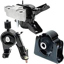 K1992 Fits 2008-2015 Scion XB 2.4L w/AUTO Transmission Engine Motor Mount Set 3pc : A62069, A62071, A62067