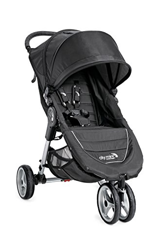 Baby Jogger Carriola City Mini, color Negro