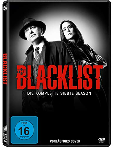 The Blacklist - Die komplette siebte Season [5 DVDs]