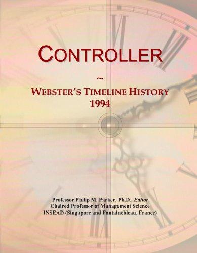 Controller: Webster's Timeline History, 1994