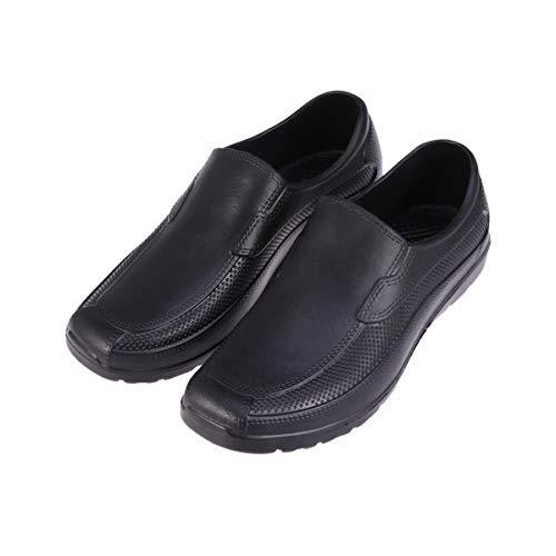 Happyyami Men Resistant Shoes EVA Foam Shoes Non Slip Work Shoes Restaurant...