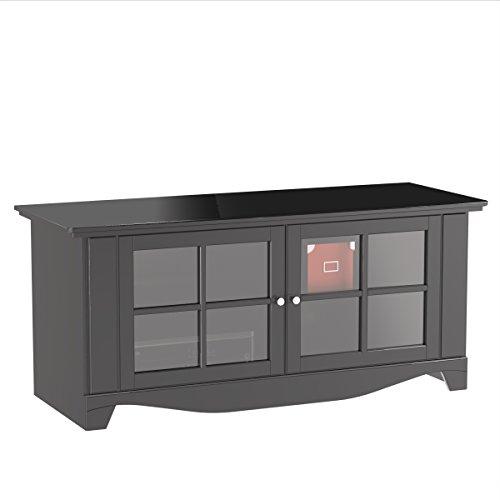 Pinnacle 56-inch TV Stand 100606 from Nexera - Black