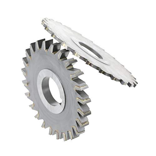 LHFSM Hoja de Sierra Circular de Corte de Metal W Perma Shield Recubrimiento Antiadherente y Cuchillas Herramientas de carburo Plano (Cutting Edge Diameter : 160x6x32x16z)