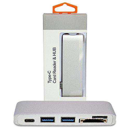 Ultimaxx USB 3.0 TYPE-C HUB-SI