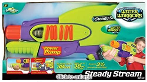 Sizzlin Cool Water Warrior Firefly by Buzz Bee