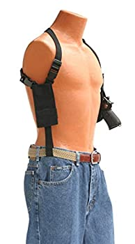 Light Weight Suspender Shoulder Holsters Fits Smith & Wesson M&p Sigma 9mm 40 V Side Holster Glock 17,19,22,31,33,23,32,25,38 Beretta Storm Px4  Type F   9mm .40