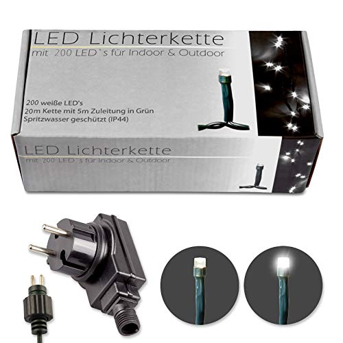 12V HMH 24V 20W ECE R10 /& ECE R23 Weldex LED Arbeitsscheinwerfer rund