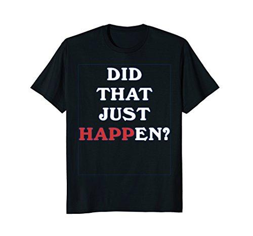 Did That Just HAPPen? - Ian Happ T-Shirt Chicago Baseball