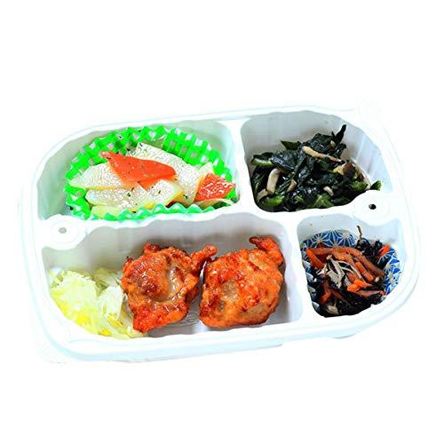 みしまの御膳ほのか たんぱく調整食(冷凍弁当)鶏のから揚げ 低たんぱく 塩分調整 冷凍食品 180g