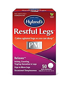 Hyland s Restful Legs Nighttime PM Tablets 50 Count