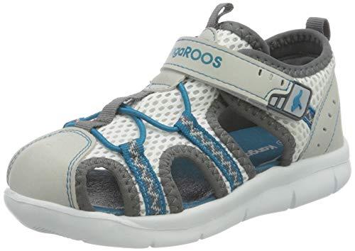 KangaROOS K-Droll EV, Zapatillas Unisex niños, Vapor Grey Sky 2193, 27 EU
