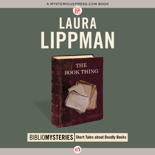 The Book Thing audiobook cover art