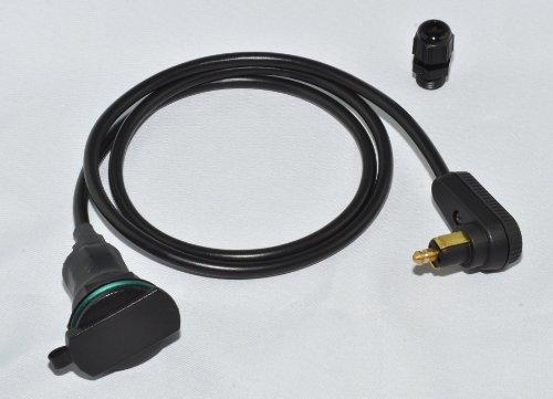 Baas Verlängerungskabel/Tankrucksack Stromversorgung ZA15 Belastbarkeit Strom max.=8A