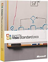 Microsoft Visio 2003 Standard  OLD VERSION
