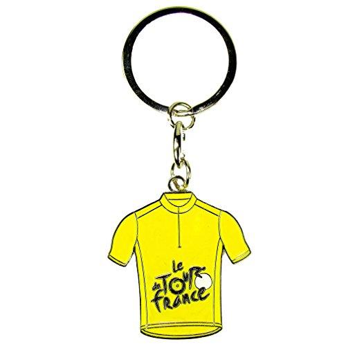 Porte-Clés Tour de France 'Maillot Jaune' - Jaune