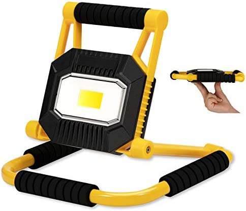 Top 10 Best led work light rechargeable