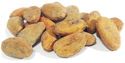 Edelmond® nicht fermentierte rohe Kakaobohnen – Frischware nicht geröstet ✓ Nur Sonnengetrocknet echte Rohkost ✓ Fair-Trade AAA Edelkakaobohnen - Saisonware ✓ Kein Klonkakao ✓ (250 g)