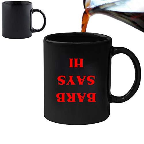 Barb says Hi - Leuke nieuwigheid thee koffie drinken mok cup