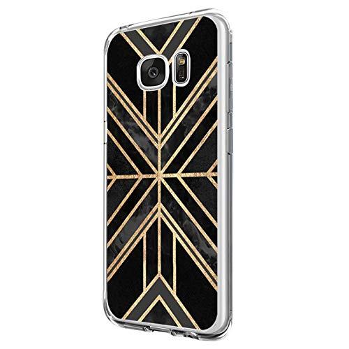 Funda Compatible con Galaxy S6/Galaxy S6 Edge, Funda para Suave Silicon Ultra Slim Fina Protección a Bordes y Cámara Compatible con Galaxy S6 Edge Plus -Transparente (Samsung Galaxy S6 Edge Plus, 1)