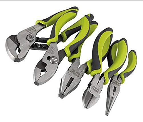 Craftsman 9-10047 Evolv 5 Piece Pliers Set