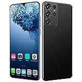 PENNY73 Teléfonos Móviles de Versión Global S31 Ultra 6,6 Pulgadas Smartphone 12 + 512GB 24 + 48MP10 Procesador Central Desbloqueo de Huellas Dactilares de Cara 5G Teléfono Móvil,Black