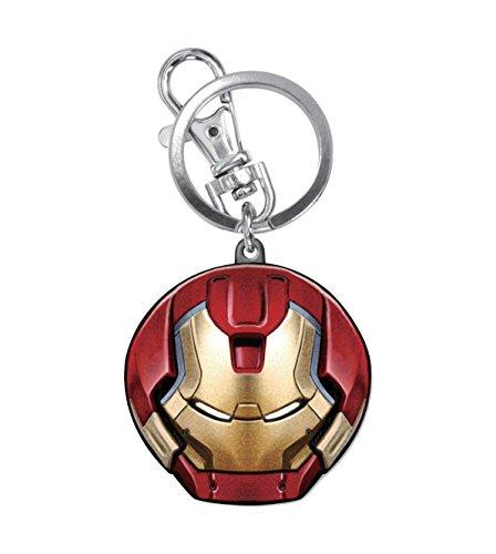 WTT- Marvel Iron Man Porte-Clés, 62PCAV32, Multicolore