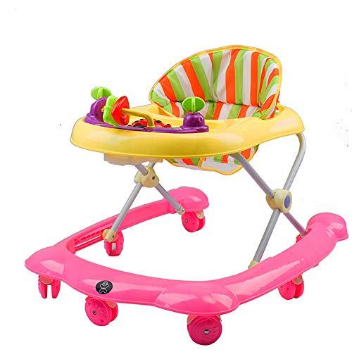 Review Of HANXIAODONG Baby Push Walker Girl&Boy Walker Toy Infant 2 in 1 Baby Walker Rocker Push Alo...