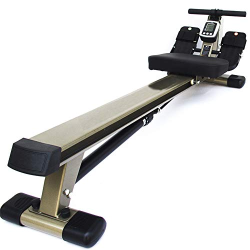 Yunjie Home Rowing Machine, Hydraulic 12 levels of resistance can be adjusted Exercise Equipment With...