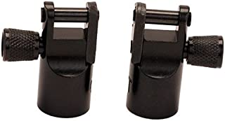 GrovTec Push Button Base to Stud Adaptor, Black Oxide