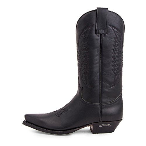 Sendra Boots - 2073 Cuervo Pull Oil negro-41